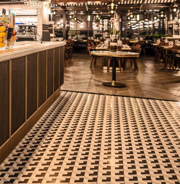 Restaurant Beeftro, Luxemburg
