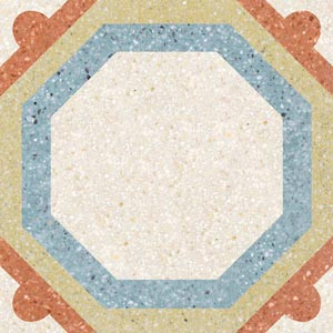 tipo:graniglia - tipo:decoro - nome:Dardano - Коллекция Декор
