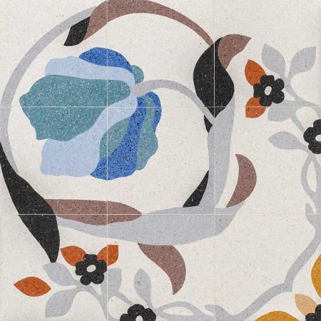 tipo:graniglia - tipo:decoro - nome:Fior di loto - Collection Décor