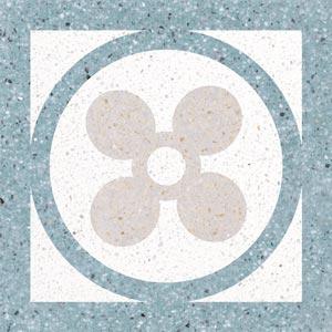 tipo:graniglia - tipo:decoro - nome:Il cavaliere rosa - Коллекция Декор
