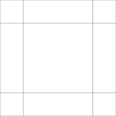modulo minimali outline bricks