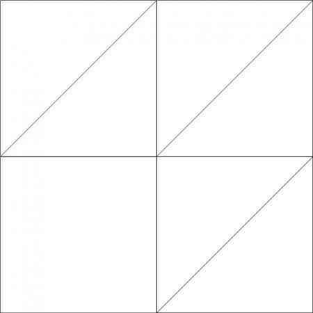 modulo minimali outline square