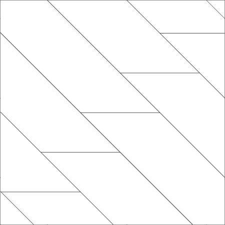 modulo minimali outline stripes