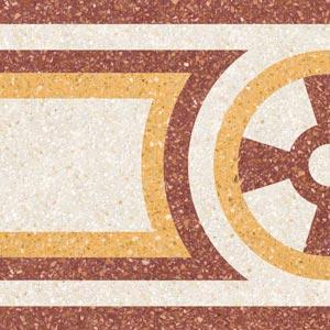 tipo:graniglia - tipo:decoro - nome:Re Artù - Коллекция Декор