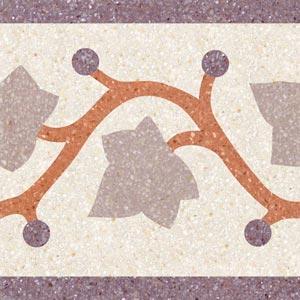 tipo:graniglia - tipo:decoro - nome:Zaide - Коллекция Декор